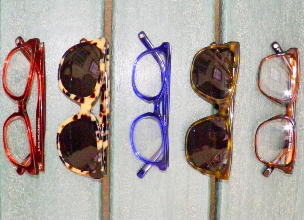 Warby Parker Spring Collection