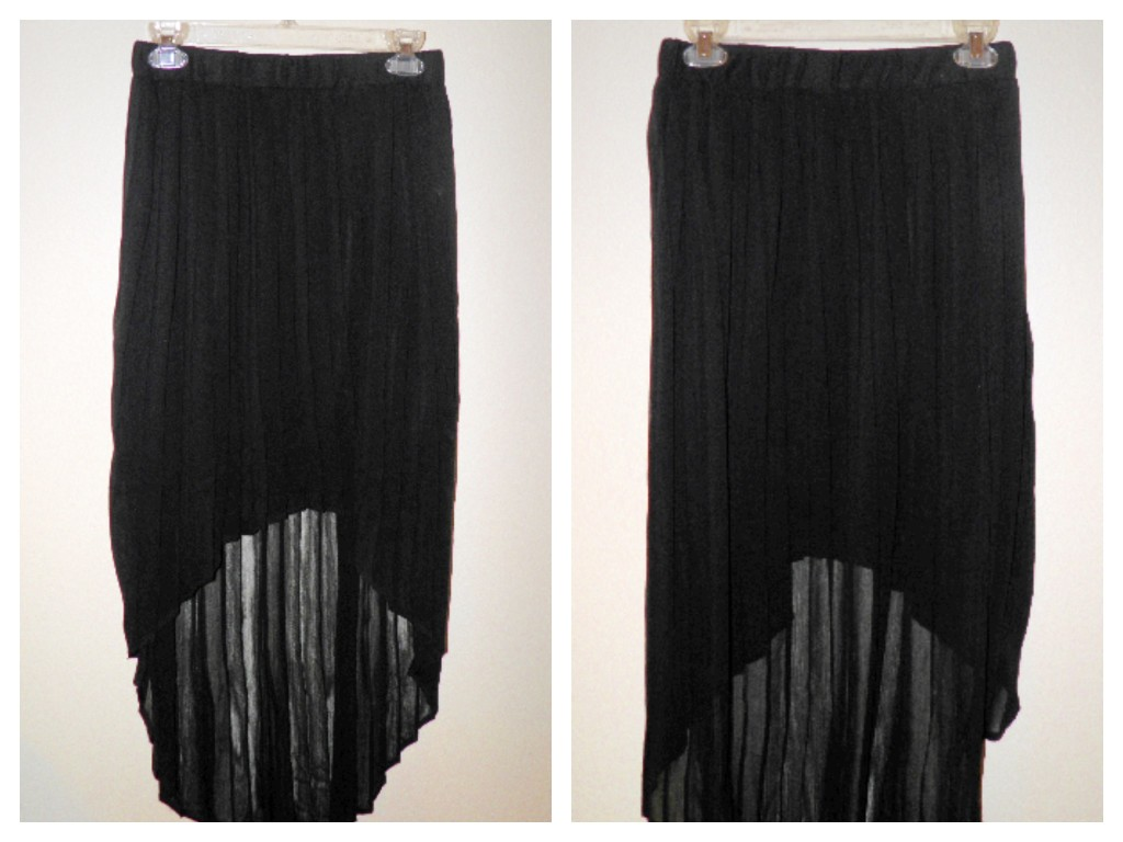 Size small. High-low skirt from Target. Never worn. Was: $28 Ask: $15