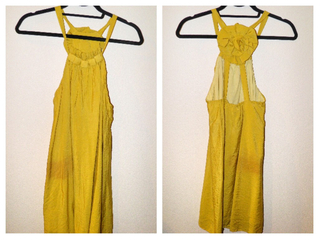$34.99 vintage swing dress - size small. Never worn.