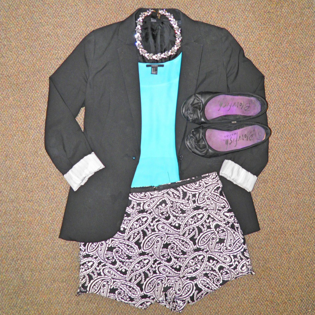 Outfit of the Day May 1
