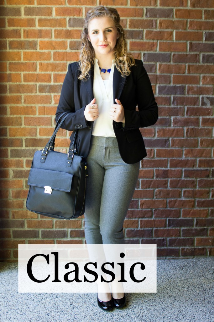How to dress for a classic interview