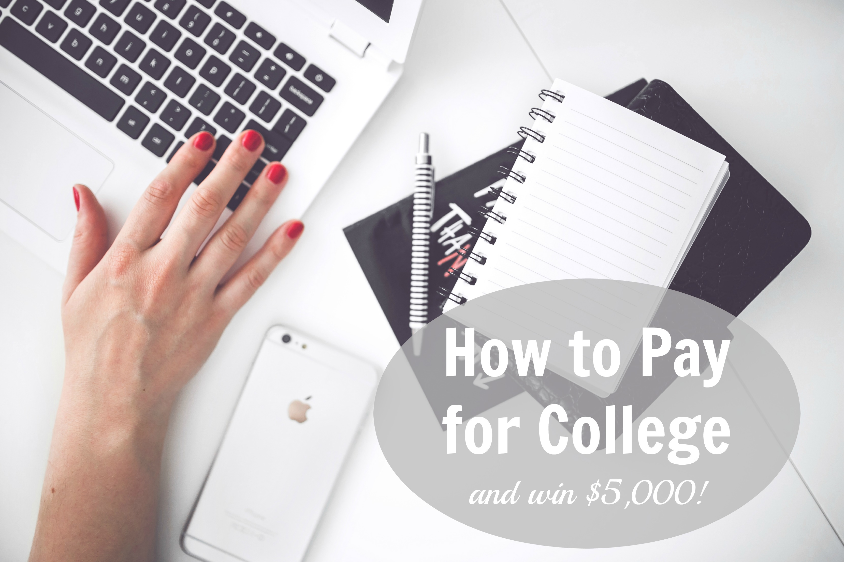 Tips and tricks on how to pay for college like navigating student loans and applying for scholarships